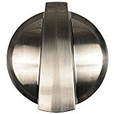 GAS COOKTOP KNOB - STAINLESS S